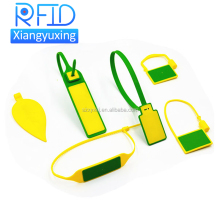 Printable RFID Plastic UHF Alien H3 Cable Tie Tag For Plant Management