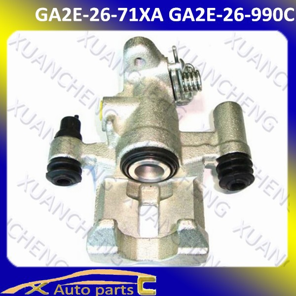 GA2E-26-71XA GA2E-26-990C GA2E-26-61XA GA2E-26-980C caliper brake for MAZDA 626 MX-6