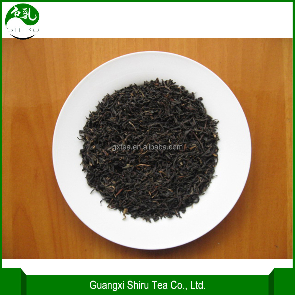 China supplier QS royal black tea