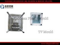 produce Durable salable TV parts injection mould