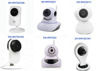 Mini Smart P2P IP Camera 720P HD Wifi Wireless Cam Baby Monitor Network CCTV Security Camera Home Protection Mobile Remote Cam