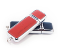 Manufacturer Metal Leather With Custom Logo USB Flash Drive 8GB Bulk