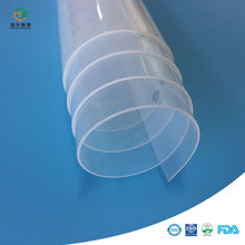 1.5mm Transparent Thin Silicone Rubber Sheet 500X500mm