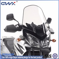 Customized Scratch-resistant PC Polycarbonate Windscreen/Motorcycle Windscreen