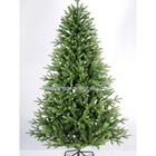 Out door animated PE PVC Mix collapsible Christmas Tree Xmas trees