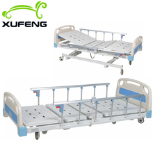 Elderly use super low height 3 functions electric medical bed for sales