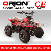 China Apollo ORION CE Kids ATV 50cc Off Road quad 50cc (AGA-3 50cc)