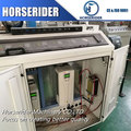 High quality 16-800mm PVC pipe machine with price / pvc extruder machine / pvc ekstruder in suzhou