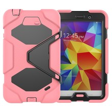 Kid Proof Rugged Tablet Case For 7 Inch Tablet Case For Samsung T230