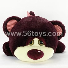 Plush big head dog with big eyes toy names for stuffed animals