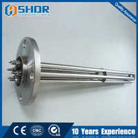 yancheng shuanghong SS tube Industrial Electric Water Heater Heating Element