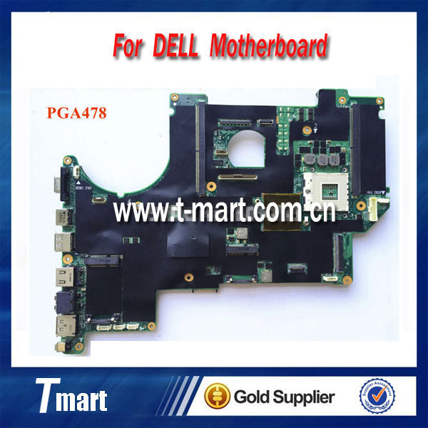 100% working laptop motherboard for For Dell Alienware M17X R3 motherboard CN-0F415N PGA478 DDR3 Fully tested