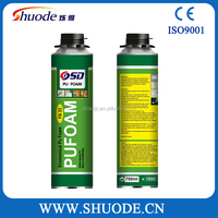 Joint Polyurethane Foam Filler Expanding PU Foam Sealant 750ml