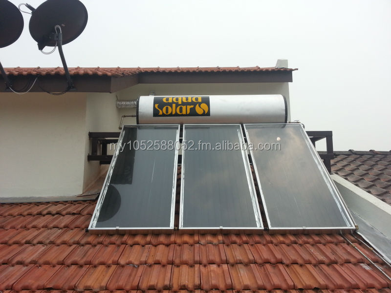 363 litres Flat Panel Solar Water Heater