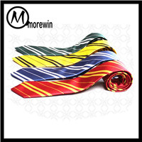 Morewin 2017 Custom Good Sell Harry Potter Tie Colorful Fashion Ties