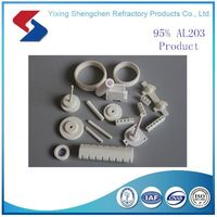 Kinds of Holes 5w 10 ohm ceramic resistor