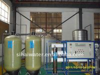 5000LPH Reverse Osmosis water treatment equipment, output water used for drinking water ,industry