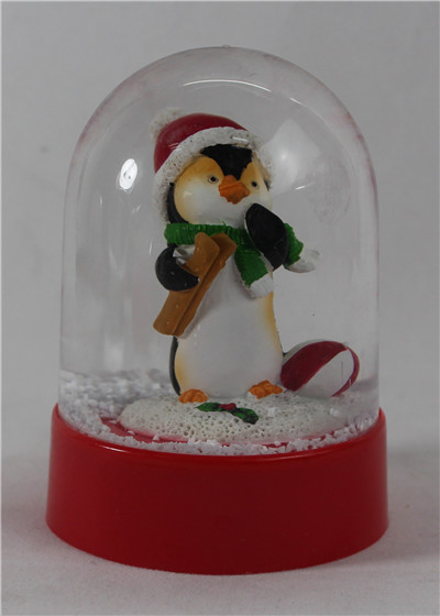 Custom Fashion snow globe