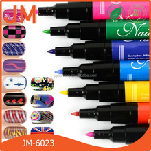 Variety Of Color CE Certification Beautify Nails Hot Designs Nail Art Pens