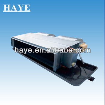 High Efficiency Horizontal concealed fan coil units