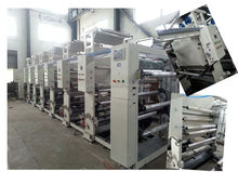 top sale Ordinary roll to roll LDPE film gravure Printing Machine