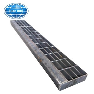 Serrated Steel Grid Stair Tread, Serrated Steel Grid Stair Tread Suppliers  And Manufacturers At Alibaba.com