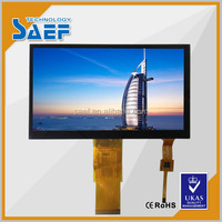 Industrial Touch screen tft lcd 7 inch 800x480 capacitive Touch Screen