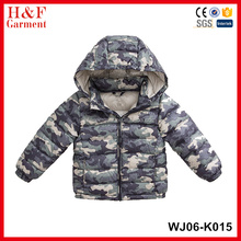 Army green duck ultra thin foldable waterproof kid winter riding goose feather duck down jacket, clothing factory price
