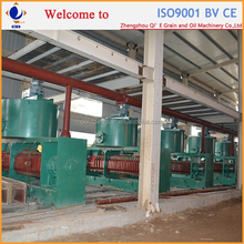 Qi'e new condition groundnut oil expeller machine, groundnut oil production machine