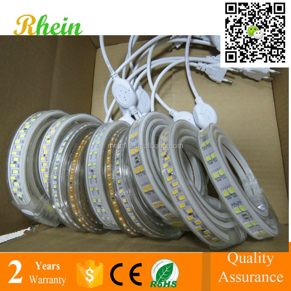 China manufacture SMD led strip light 240 leds per meter strip light