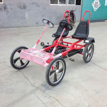 Pedal go kart for kids and adlut F2150