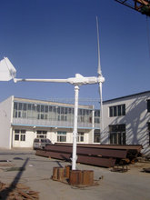 horizontal axial variable speed wind generator 10kw, pm generator 10kw