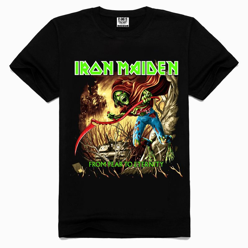 2015 OEM Rock Band 3d digital printing glow in the dark t-shirt t-shirt in europe shirt t shirt pent