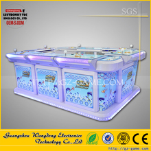 Seafood paradise3 table fishing game fishing video table arcade game/Hot sale fishing game machine