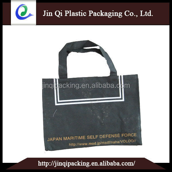 New design fashion low price grey color extra large non woven tote bag