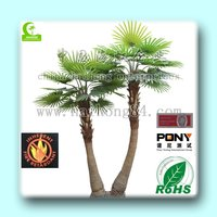 2015 Cheap and High Quality Artificial Washington's Palm Tree, artificial tropical plants