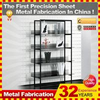 Custom portable display shelves,high quanlity with ISO9001
