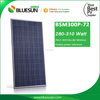 Best quality high efficient factory directly 12v 300w solar panel