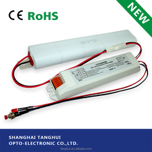 SAA LED Emergency Module & Emergency Battery Conversion Kit 24W LED Tube Light