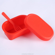 Fancy red plastic storage boxes small food containers case packaging boxes