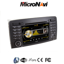 MicroNavi Android Car DVD Radio GPS for Mercedes-Benz R Class W251 R280 R300 R320 R350 R500