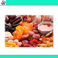 All kinds of dried fruit with 100% natural