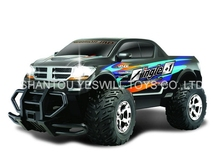 1:12 scale 4 channel R/C car with light(rc toy)