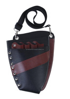 Barber Scissor Leather Holsters / Holsters for Barber Shears / Scissor Holster with Attractive Colours & Designs