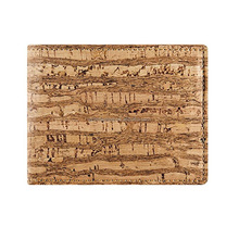 ZF-712-2 high quality cork purse wallet portugal men made in guangzhou china