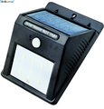 6 Leds Super Bright Outdoor LED Light Solar Energy Powered - IP65 Weatherproof - No Tools Required
