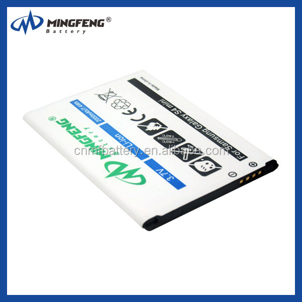 Low price rechargeable cellphone batteries b500ae for samsung galaxy s4 mini i9190 battery