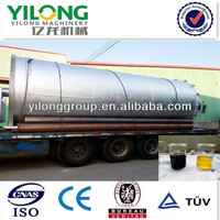 popular in South America And Environmental Pyrolysis Fuel Oil From Tyre With CE