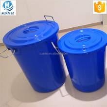 Best selling recycling trash box by PE raw material