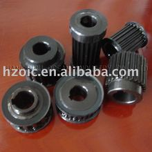 Blacken Aluminium Timing Pulley,timing belt pulley,China timing pulley supplier